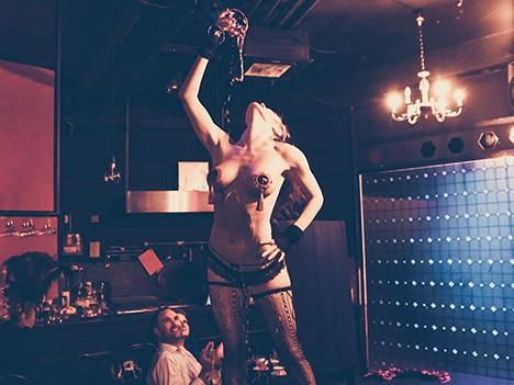 Burlesque Bar Antwerp