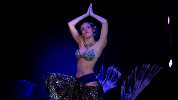 Bollywood Burlesque
